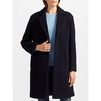 Collection WEEKEND by John Lewis Moxie Cocoon Coat, Navy
