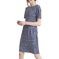 Joules Beth Dress, Navy Weave