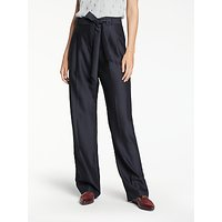 Modern Rarity Paper Bag Trousers, Navy