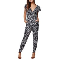 Sugarhill Boutique Nautical Lobster Jumpsuit, Navy