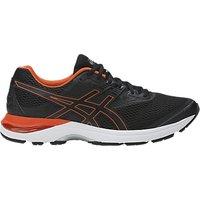 Asics GEL-PULSE 9 Mens Running Shoes, Black/Red