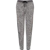 Calvin Klein Peri Logo Sweatpants, Black Heather