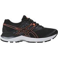 Asics GEL-PULSE 9 Womens Running Shoes, Black/Orange