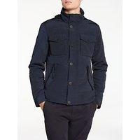 J. Lindeberg Bailey Structured Jacket, Navy
