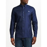 Fred Perry Classic Oxford Shirt, Navy