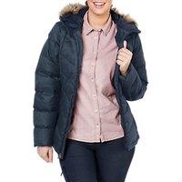 Jack Wolfskin Baffin Bay Down Insulated Womens Jacket, Blue