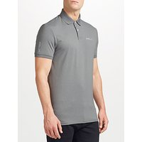 Polo Golf by Ralph Lauren Short Sleeve Polo Top, Spectator Grey Heather