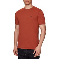 Original Penguin Peached T-Shirt, Red Clay Heather