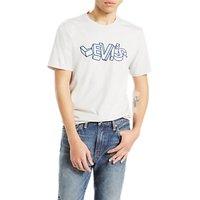 Levis Graphic Set T-Shirt, Glacier Grey