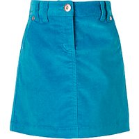John Lewis Girls' Moleskin Skirt, Turkish Tile