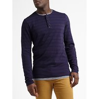 Scotch & Soda Grandad Double Layer Henley, Combo B