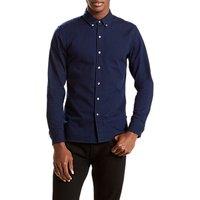 Levis Pacific No Pocket Shirt, Indigo Black Rinse