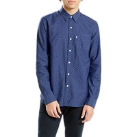 Levis Sunset One Pocket Shirt, Caspia Indigo