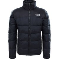 The North Face Nuptse 2 Down Fill Insulated Mens Jacket, Black
