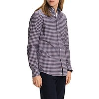 Tommy Hilfiger Lewisburg Check Shirt, Estate Blue/Red