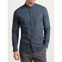 Hilfiger Denim Long Sleeve Shirt, Navy