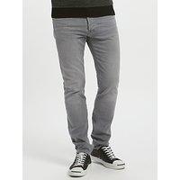 Edwin ED-80 Slim Tapered Jeans, Ink Black Denim