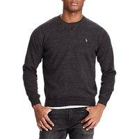Polo Ralph Lauren Cotton Crew Neck Sweatshirt