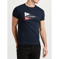 Tommy Hilfiger Mick T-Shirt, Sky Captain