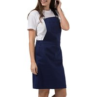 Sugarhill Boutique Apron Dungaree Dress, Navy