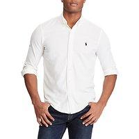 Polo Ralph Lauren Classic Fit Cotton Mesh Shirt