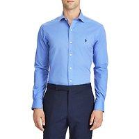 Polo Ralph Lauren Long Sleeve Sports Shirt, La Jolla Blue