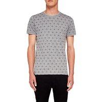 Ted Baker Mitchal Geo Print T-Shirt