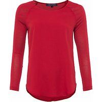 French Connection Raglan Sleeve Top