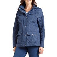 Four Seasons Polar Quilted Fleece Jacket