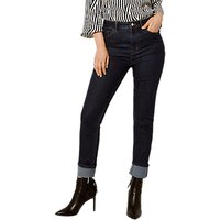 Karen Millen Turn Up Jeans, Denim