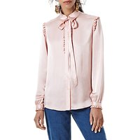 Finery Levine Forever Blouse, Pink