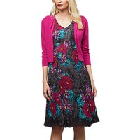 East Edge To Edge Cover Up, Magenta