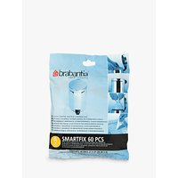 Brabantia Smartfix Bin Liners, A, 3L