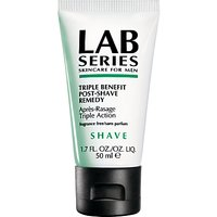 Lab Series Shave, Triple Benefit Post-Shave Remedy, 50ml