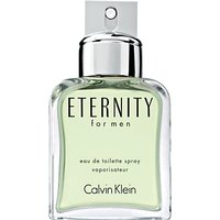 Calvin Klein Eternity for Men, Eau de Toilette Spray