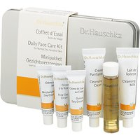 Dr Hauschka Daily Face Care Kit, Normal/Dry/Sensitive Skin