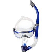 Speedo Glide Mask & Snorkel Set, One Size