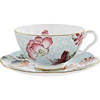 Wedgwood Cuckoo Tea Cup And Saucer