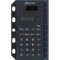 Filofax Mini Inserts, Pocket Calculator