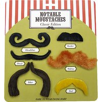 Notable Moustaches, Assorted