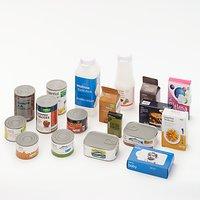 John Lewis 18-Piece Waitrose Grocery Set
