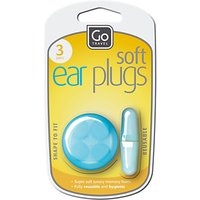 Go Travel Ear Plugs, Blue