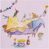 Woodmansterne Quentin Blake Birthday Card