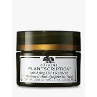 Origins Plantscription Anti-Aging Eye Treatment, 15ml