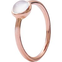 London Road 9ct Rose Gold Pimlico Bubble Stacking Ring