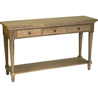 Neptune Henley Console Table, Oak