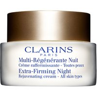 Clarins Extra-Firming Night Rejuvenating Cream - All Skin Types, 50ml