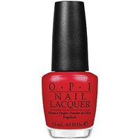 OPI Nails - Nail Lacquer - Reds