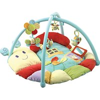 Little Bird Told Me Softly Snail Multi-Activity Baby Playmat and Gym