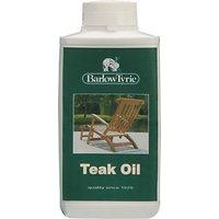 Barlow Tyrie Teak Oil, 500ml